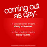 Coming Out As Gay