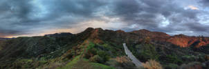 Griffith Park: iPhone Panorama