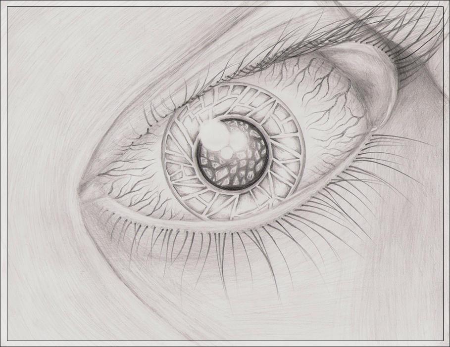 Retinal Damage by danlev