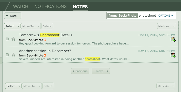 Notes Search Now Available by danlev on DeviantArt