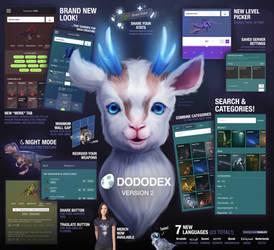 Dododex v2 - for ARK: Survival Evolved