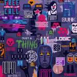 Sticker Wall 4