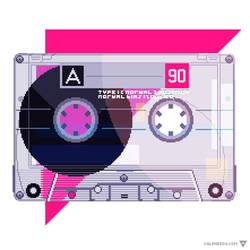 You found a cassette