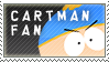 Cartman Fan Stamp by Sonic-Gal007