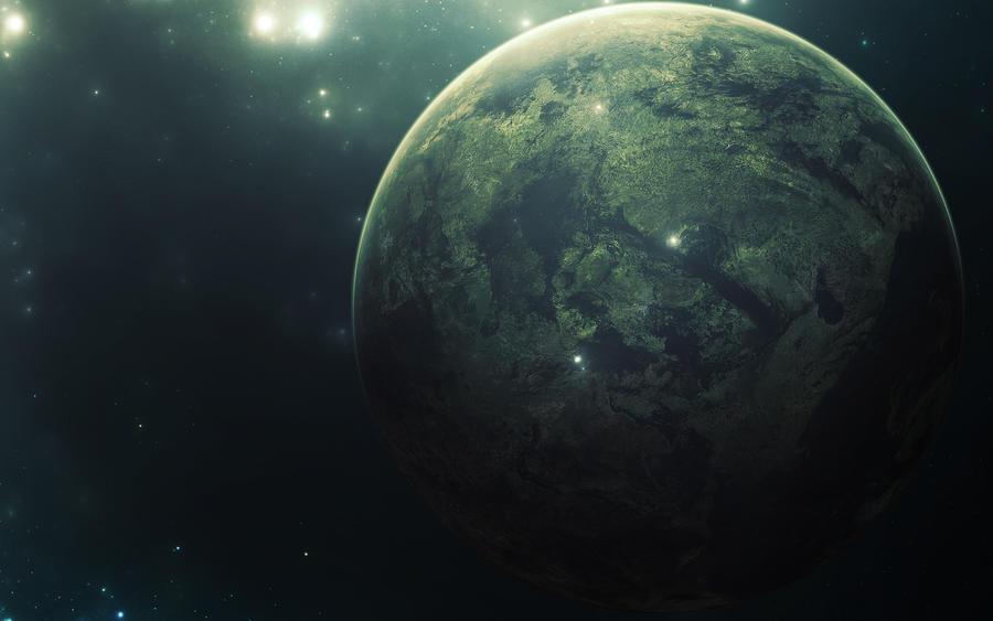 Los Peldaños hacia la Divinidad Green_planet_by_sonic_gal007-d4mmvl9