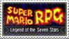 Super Mario RPG Stamp