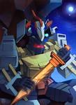 Grimlock the Dinobot King