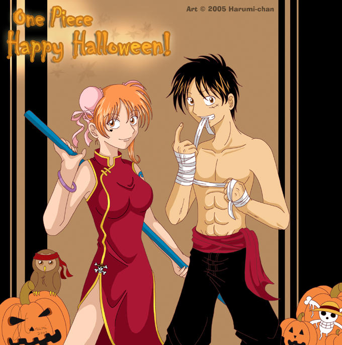 Halloween Contest Entry No. 2 by OnePieceUnlimited