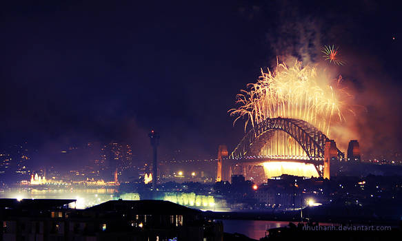 Welcoming 2012