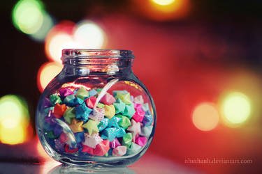 Jar of Wishes by ntpdang