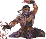 Mortal Kombat- Rain
