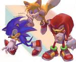STH- Team Sonic