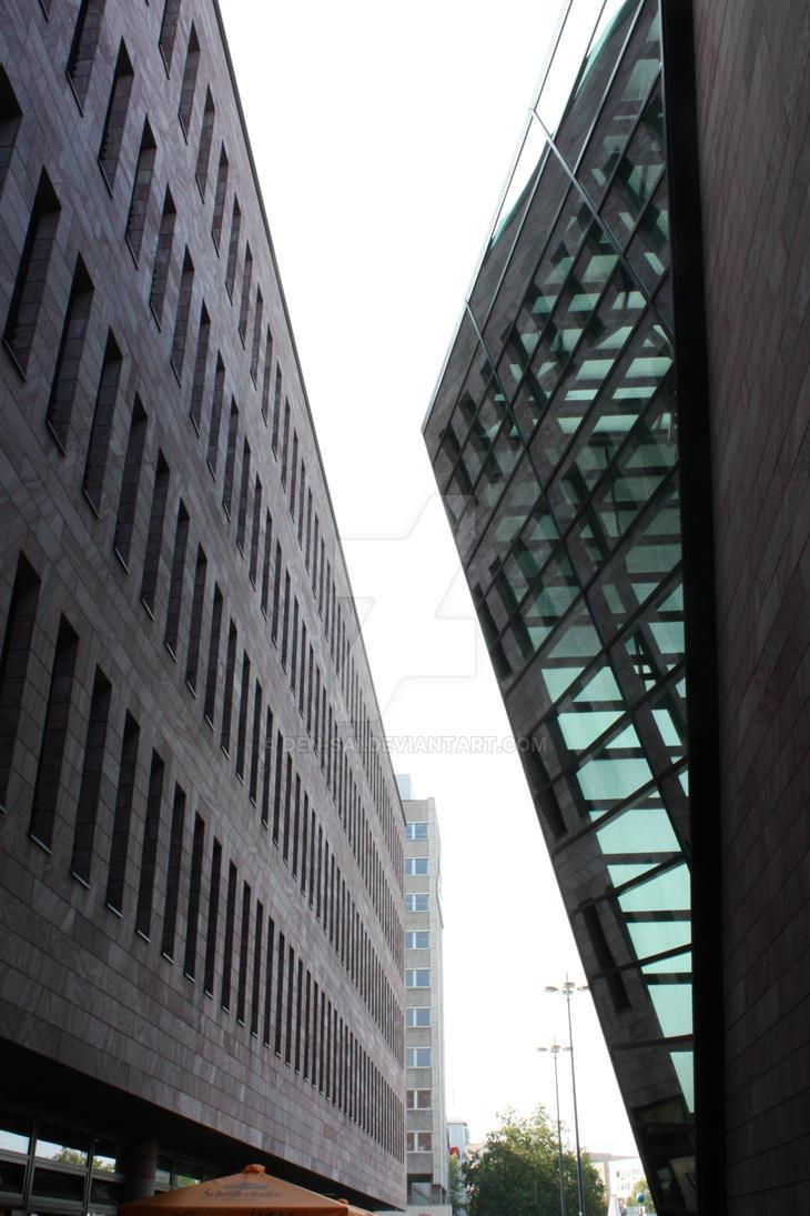 Bibliothek Dortmund by den-sai