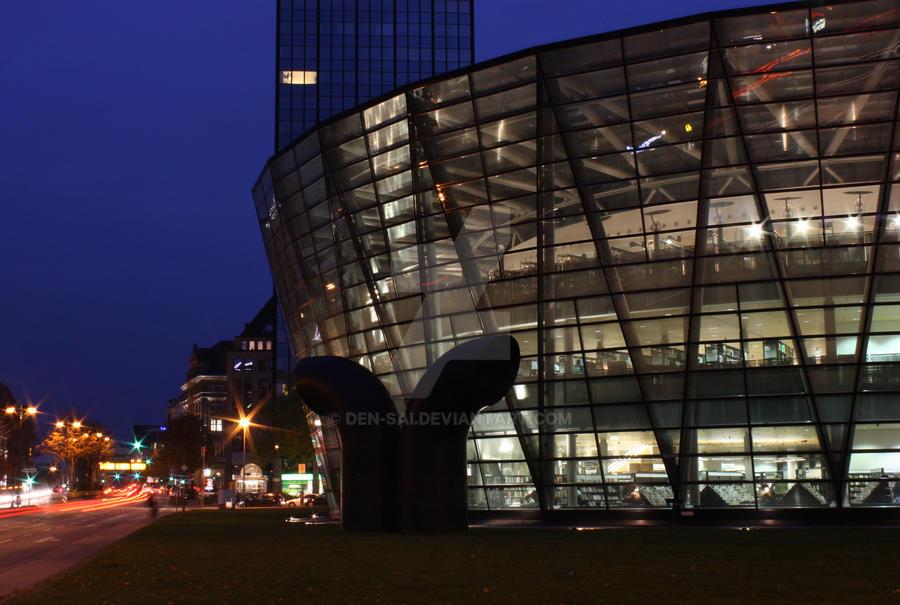 Bibliothek Dortmund 2 by den-sai