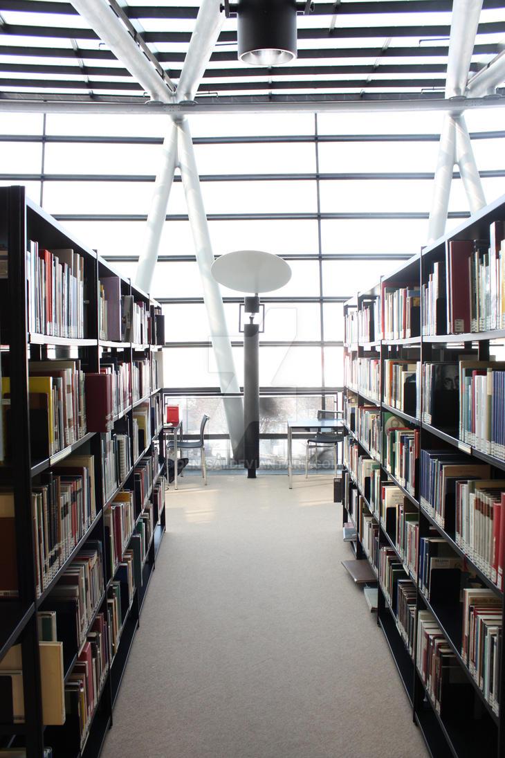 Bibliothek Dortmund 5 by den-sai