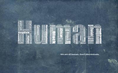 Human. by AnglaiseRox