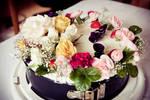 wedding cake by lia-minou