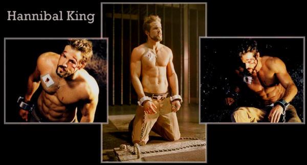 Hannibal King by Rhicy