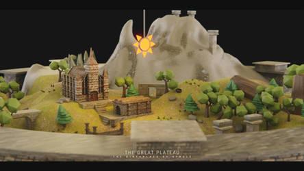 The Great Plateau   Legend of Zelda