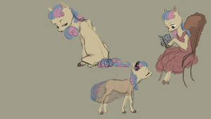 [collab] 'all the pretty little horses'