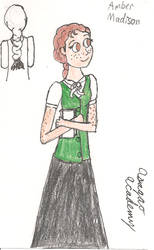 Amber Madison Teaching At Asagao