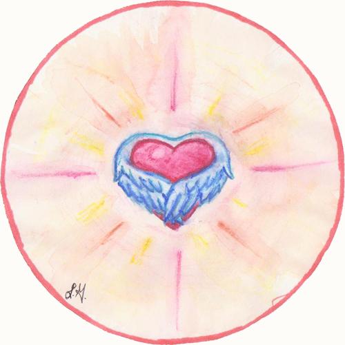 Heart-wings by Midoriwa