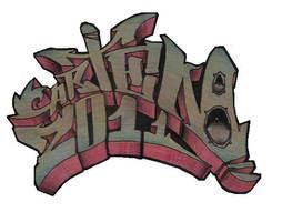 arten logo kalendar by FISTONE
