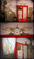 casa colores entrada by FISTONE