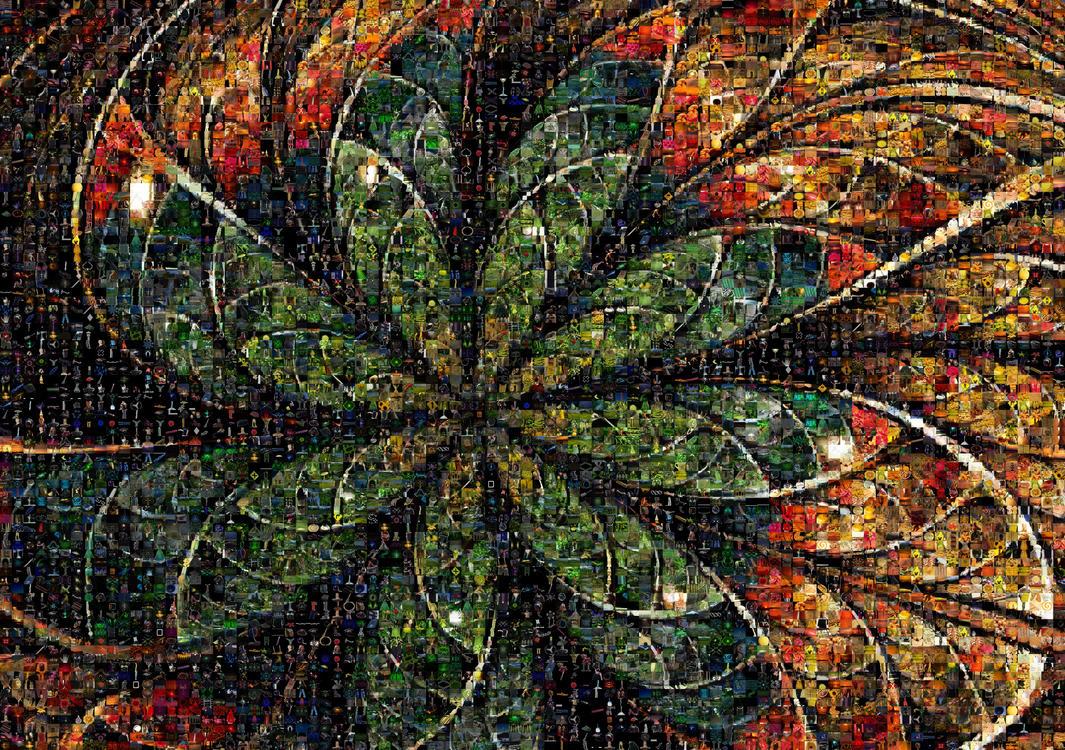 NH-WF-131007-07-Mosaic-3 by m0thman72
