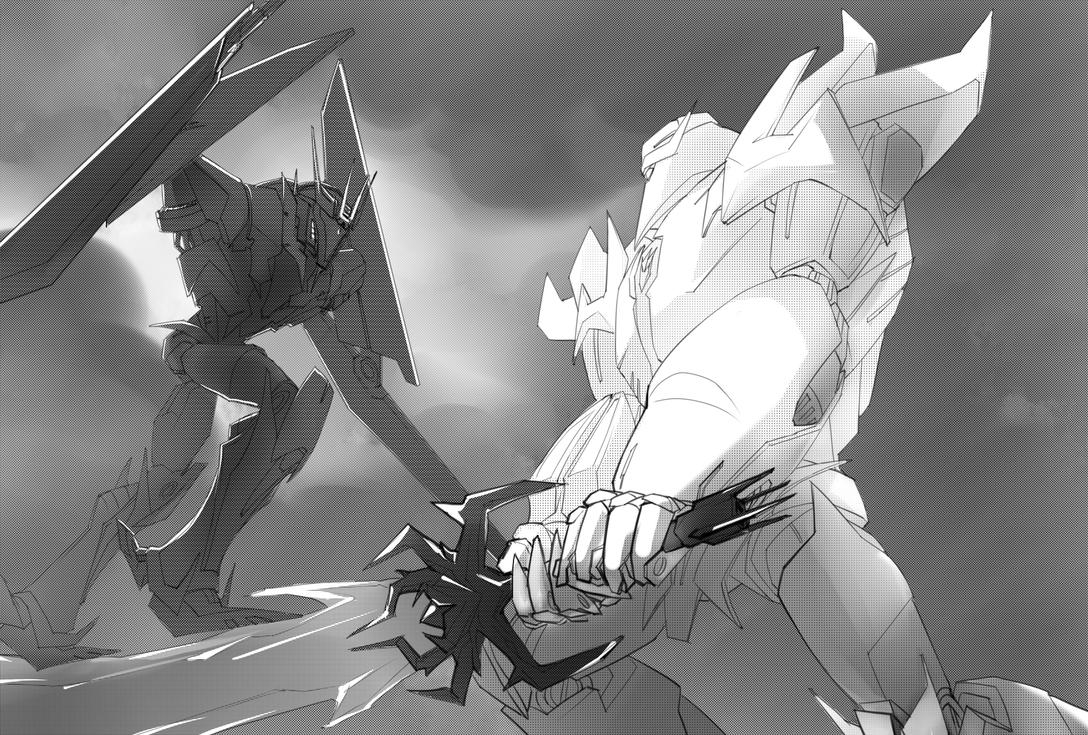 duel by Anjian