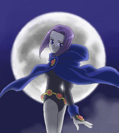 Silver Moon by MakiHosaku