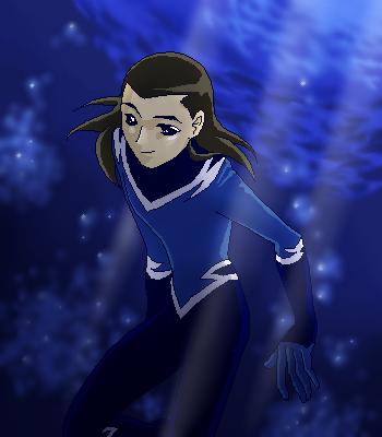Under the Water by MakiHosaku