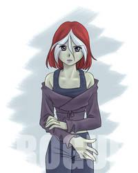 Evo:Rogue by MakiHosaku