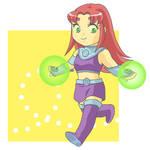 TT:Chibi Starfire