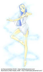 Commission: Ice Dancer