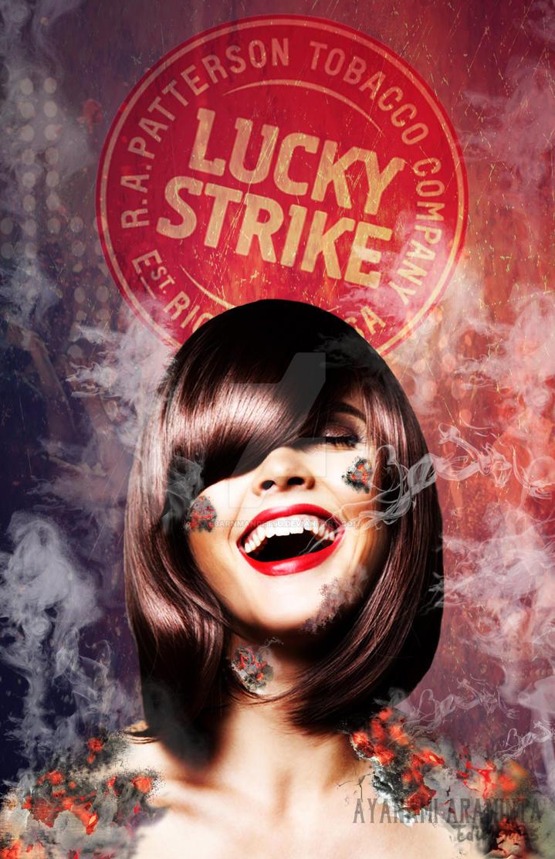 Lucky Strike by AlbarnMangetsu
