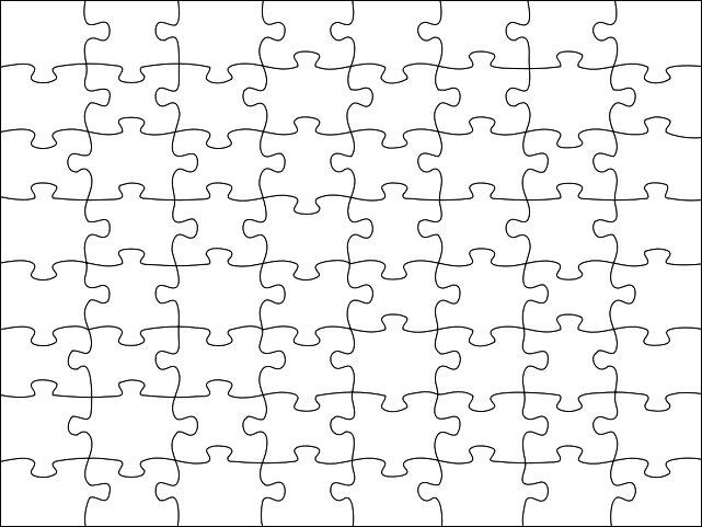 blanko puzzle