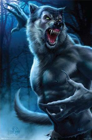 wildman by WerewolfinAround