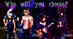 HM- Who will you choose?