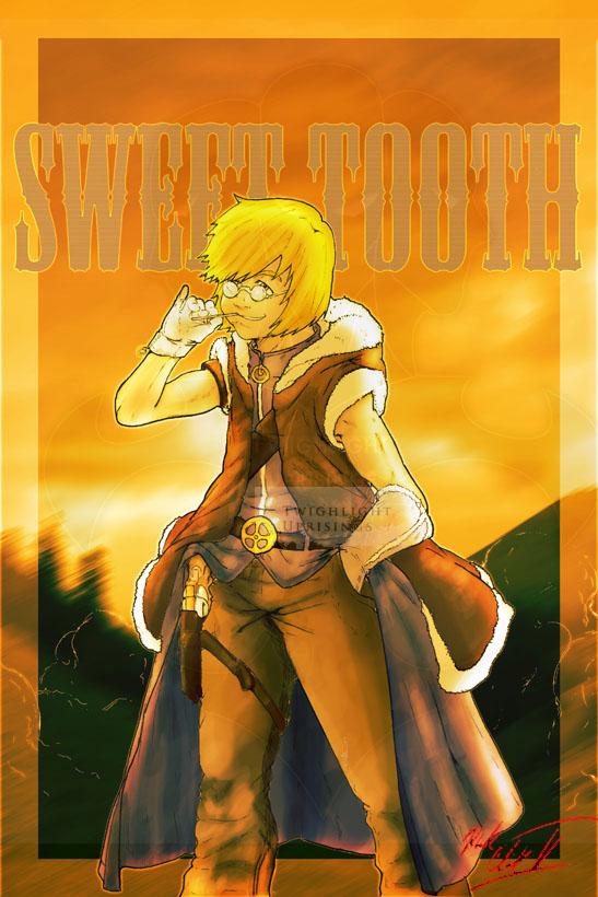 Gunslinger Poster001 by Mark-Clark-II