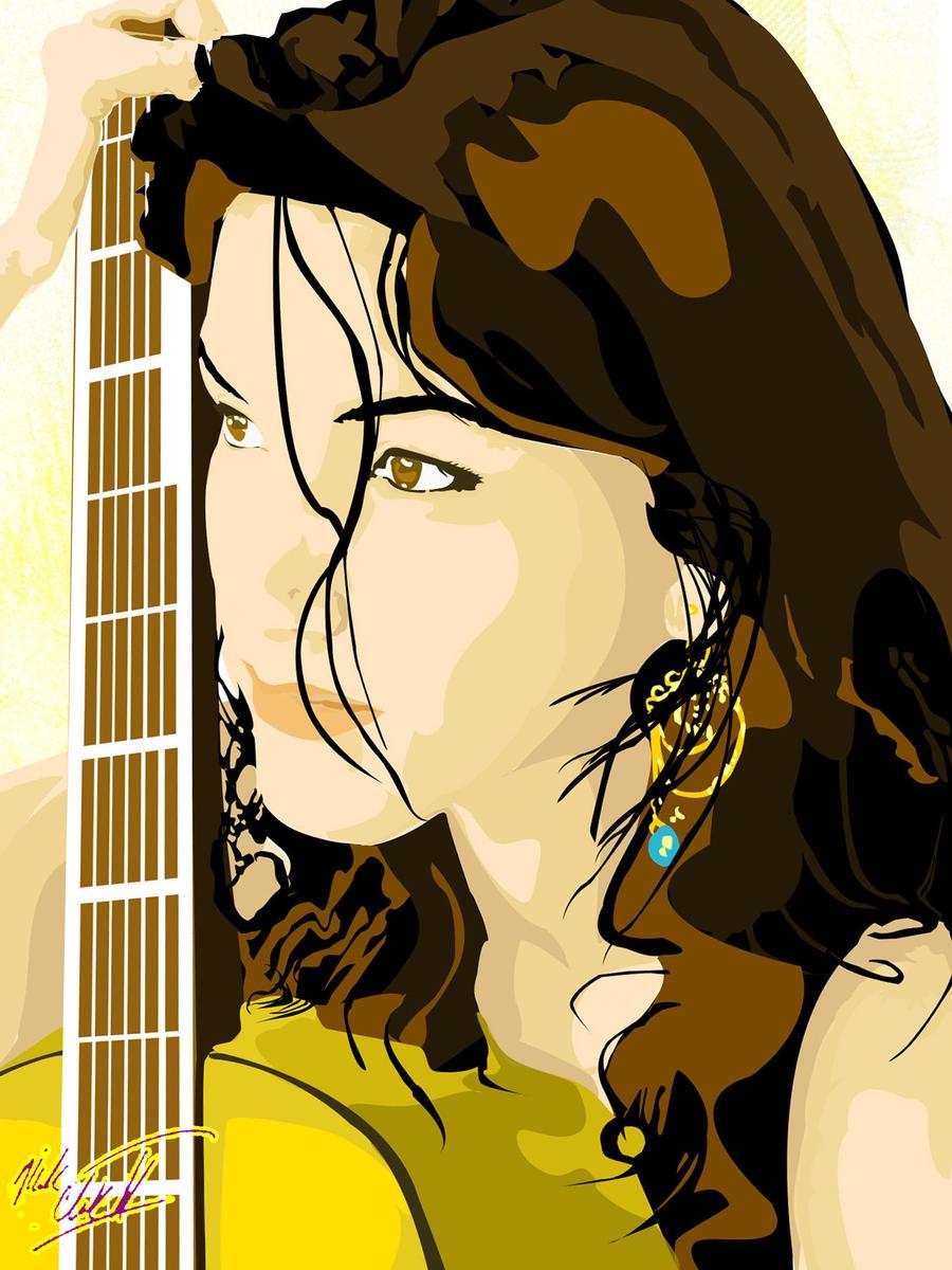 Song Strings by Mark-Clark-II