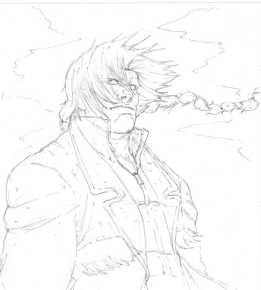 Sketch- Bullet CHief by Mark-Clark-II