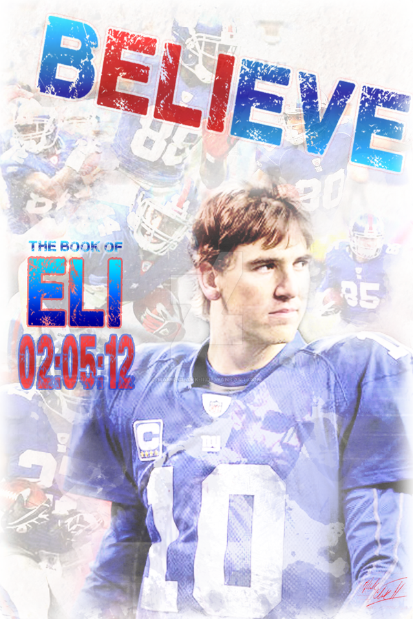 The Book of Eli by Mark-Clark-II