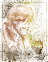 The doctor by Mark-Clark-II