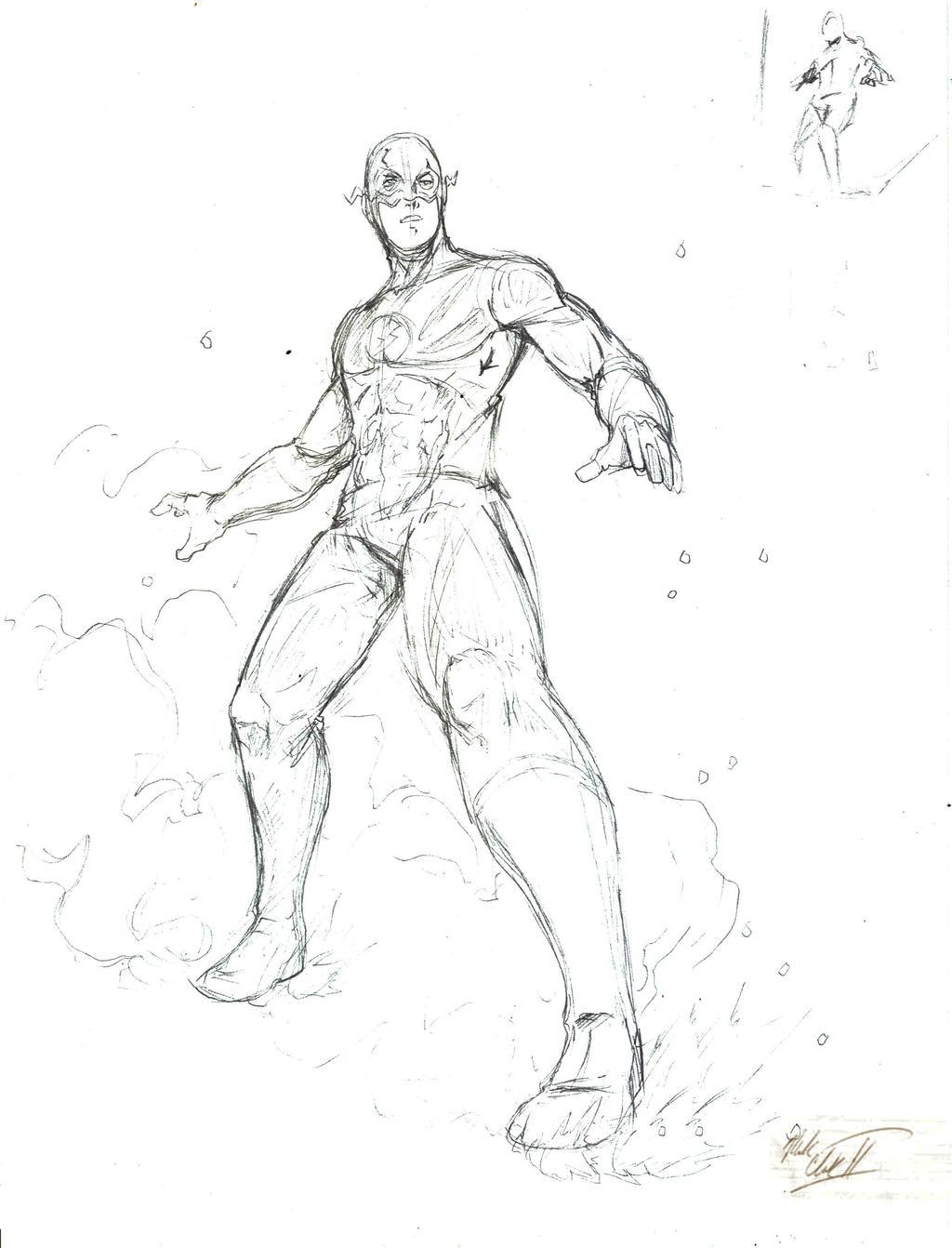 Flash-sk1 by Mark-Clark-II