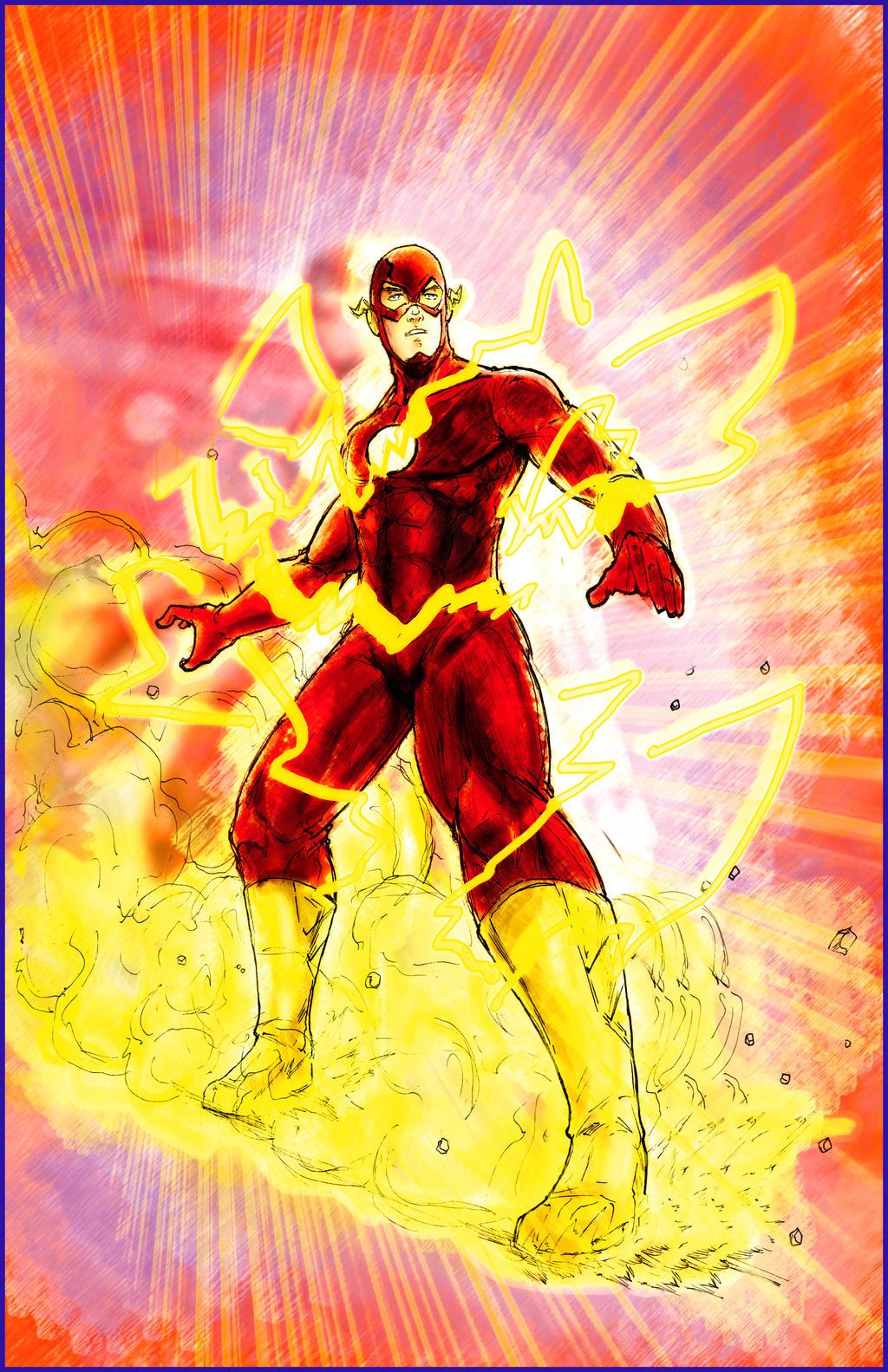 The flash by Mark-Clark-II