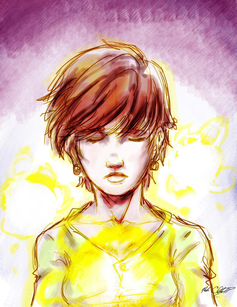 The light by Mark-Clark-II