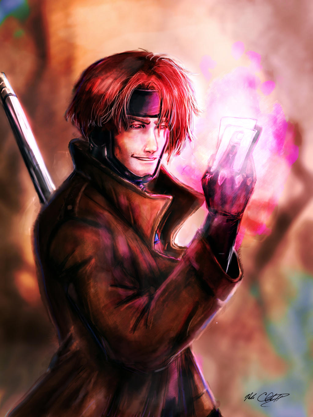 Gambit by Mark-Clark-II