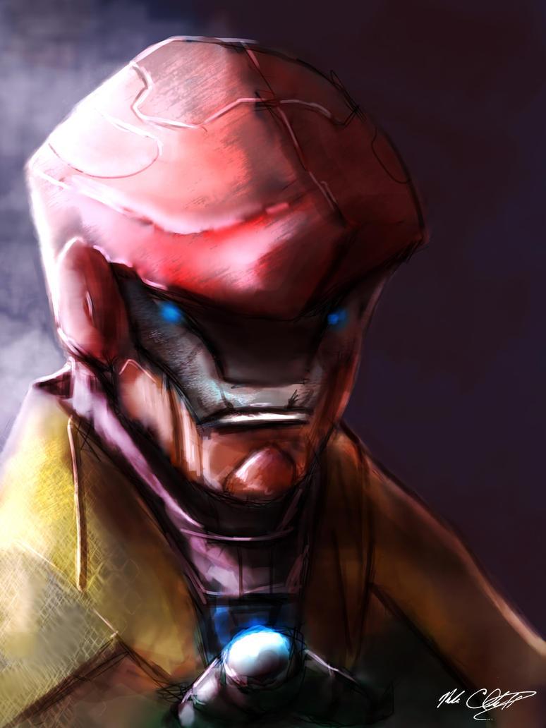 Alien bounty hunter by Mark-Clark-II