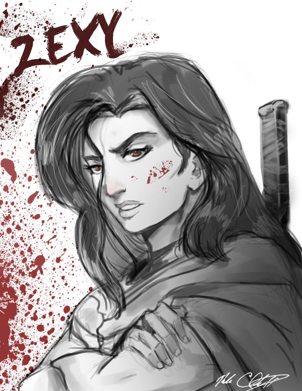 Zexy by Mark-Clark-II